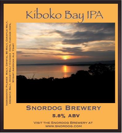 Kiboko Bay IPA